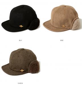 キャップ(帽子)通販_BOA_FLIGHT_CAP_ボア_フライト_キャップ__-_DECADE_ONLINE_STORE-2
