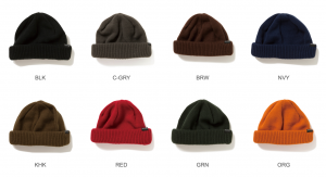 ビーニー(帽子)通販_SHORTY_BEANIE-_DECADE_ONLINE_STORE-2